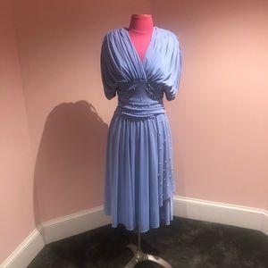 STUNNING vintage 70s dress